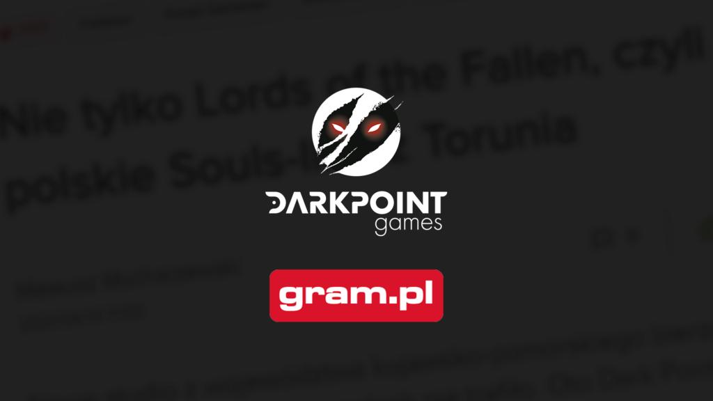 GRAM.PL DISCOVERS DARK POINT GAMES